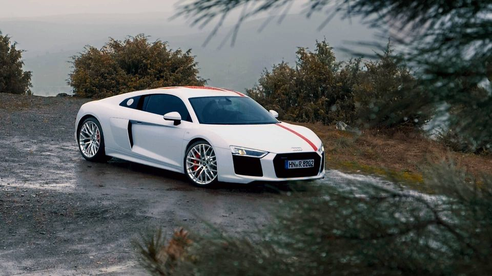 AutoWeek – Audi RS8