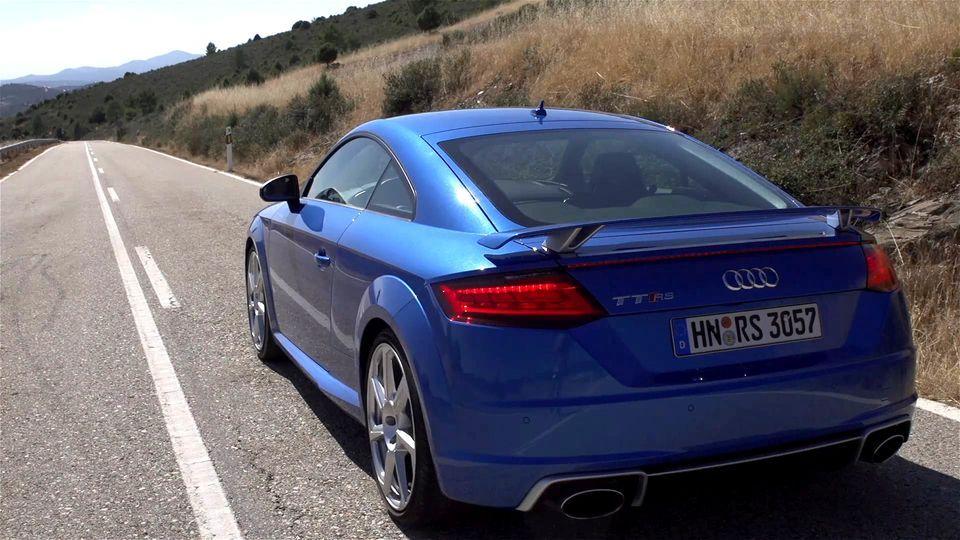 AutoWeek – Audi TTRS