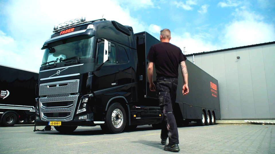 Faber Audiovisuals – Transport en Logistiek