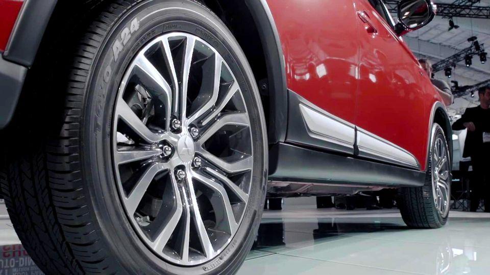 Mitsubishi – Outlander PHEV